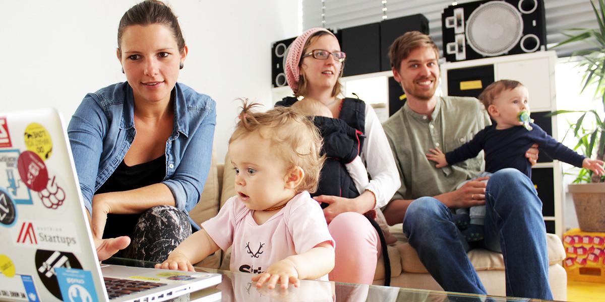 Der kreative Brennpunkt für grenzüberschreitende Vernetzung: CoworkingSalzburg
